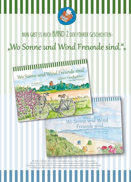 Wo Sonne und Wind Freunde sind Band 2